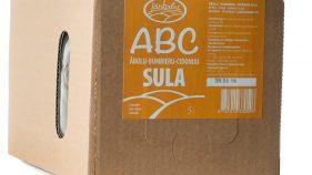Ābolu-bumbieru-cidoniju (ABC) sula, 5l