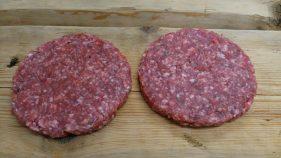 Jēra burgeru gaļa BIO