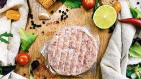 Tītara gaļas Burgeri BIO