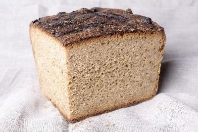 Saldskābmaize ar medu_ржаной хлеб_sweet and sourdough bread_NegantiGardi