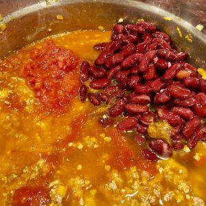 Liellopa gaļa_Bio_čili_Čili recepte_Liellopa gaļās receptes_Говядина чили_Neganti_gardi_