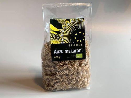 Auzu_makaroni_BIO_veselīgi_makaroni_pilngraudu_makaroni_NegantiGardi