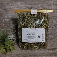 Kumelīšu_tēja_BIO_kumelītes_lauku_zāļu_tējas_zāļu_tējas_kur_pirkt_veselīgas_zāļu_tējas_zāļu_tēju_maisījumi_ārstnieciskās_tējas_Piegāde_uz_mājam_zāļu_tēju_ražotāji_Latvijā_NegantiGardi