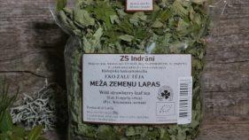 BIO Zāļu tēja Meža zemeņu lapas