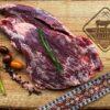 Gaļa-Liellopa-gaļas-steiks-Flank-steiks-bioloģiskā-gaļa-