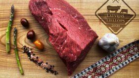 Liellopa gaļas šķiņķis BIO