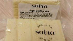 SVAIGAIS PRESĒTAIS  mīkstais siers